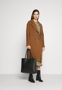 mbyM - PAVIELLE - Classic coat - pecan - 1