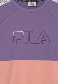 Fila - JUWEL TAPED CREW - Sudadera - purple haze/calypso coral - 2