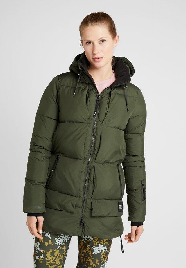 AZURITE - Snowboard jacket - forest night