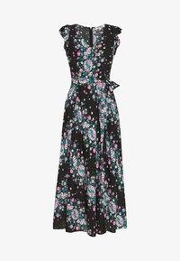 Diane von Furstenberg - ISLA - Denní šaty - lilac/black - 4