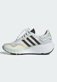 adidas Originals - CHOIGO  - Tenisky - ftwr white/core black/frozen green - 7