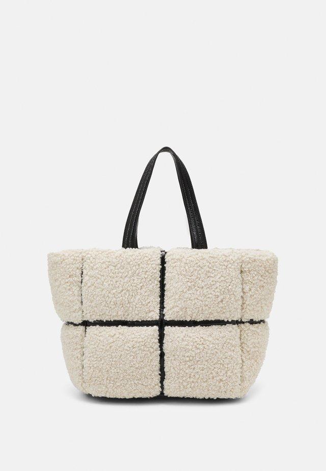 TOTE - Handbag - off-white