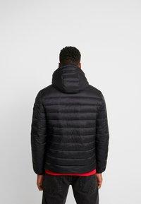 Calvin Klein - HOODED LINER - Giacca invernale - black - 2