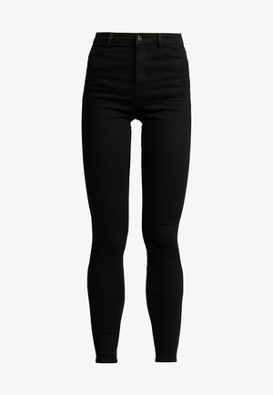 PCLAURA - Jeans Skinny Fit - black