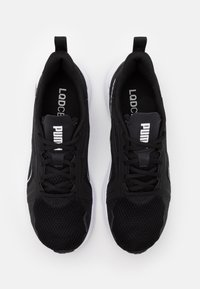 Puma - LQDCELL METHOD - Scarpe running neutre - black/white - 3