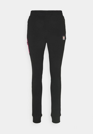 ZEHRT - Tracksuit bottoms - black
