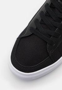 SIKSILK - SANTA MONICA - Sneakers alte - black - 5