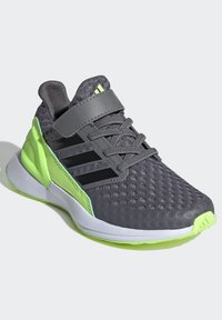 adidas Performance - RAPIDARUN SHOES - Sports shoes - grey - 3