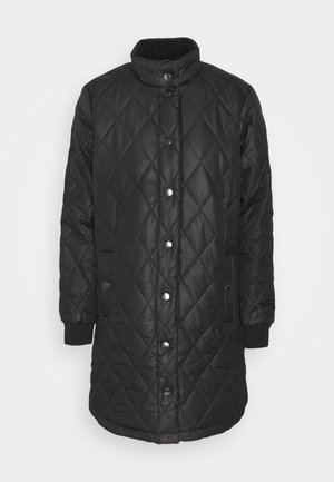 KAMELLO  - Classic coat - black deep