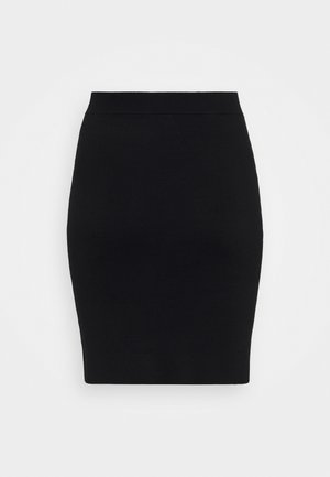 KITY SKIRT - Pencil skirt - black deep