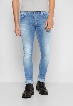 BRADY - Slim fit jeans - light blue