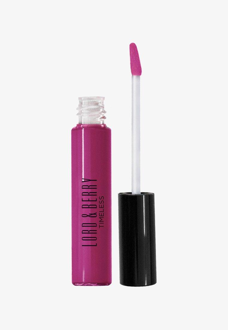 Lord & Berry - TIMELESS KISSPROOF® LIPSTICK - Liquid lipstick - 6426 pop pink