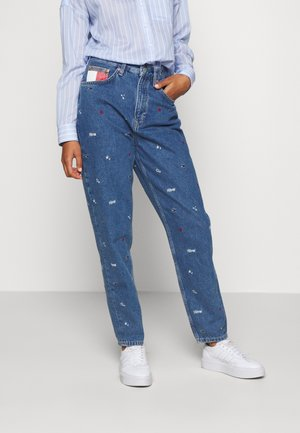 MOM - Relaxed fit jeans - blue rigid