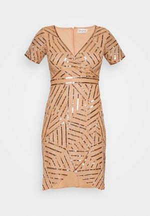 LEYLANI DRESS - Cocktail dress / Party dress - gold