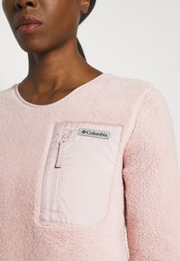 Columbia - WEST BEND™ CREW - Fleecegenser - mineral pink - 5