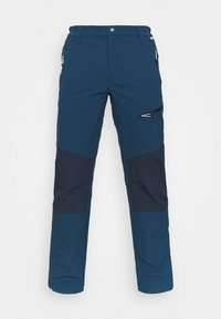 Regatta - QUESTRA III - Outdoorové kalhoty - navy - 4