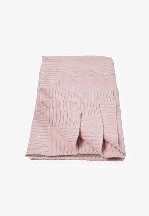 Babydraagzak - light pink
