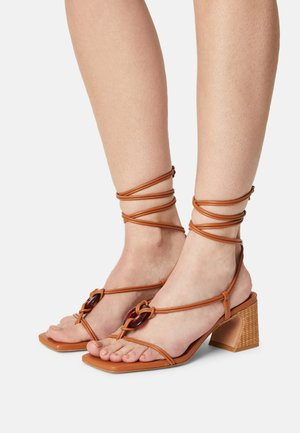 Sandals - papirus