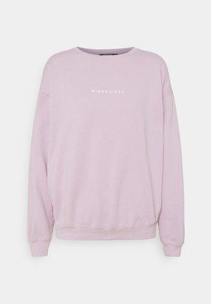 WASHED - Sweatshirt - lilac