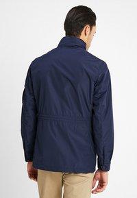 Bruun & Stengade - BS BUNZ - Summer jacket - navy - 4