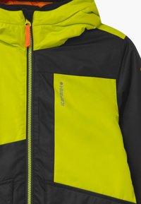 Icepeak - LOWDEN UNISEX - Snowboard jacket - anthracite - 3