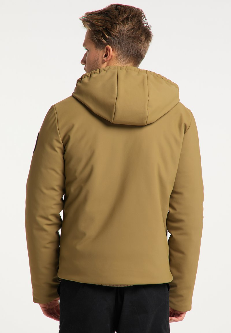 Mo Winterjacke - khaki co2Py3
