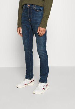 TIGHT TERRY - Jeans straight leg - evening treat