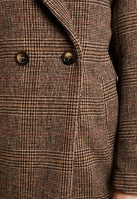 b.young - BYAMANO - Manteau classique - fossil - 6