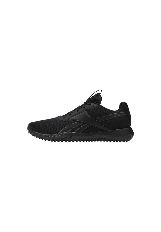 FLEXAGON ENERGY TR 2 SHOES - Chaussures d'entraînement et de fitness - black