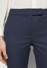 MAX&Co. - MONOPOLI - Trousers - navy blue pattern - 3