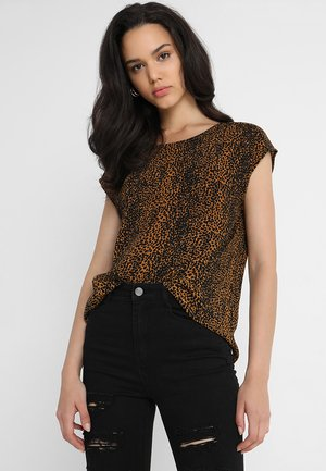 SLZAYA  - Blouse - brown