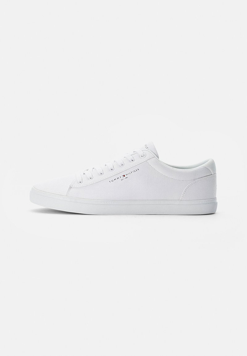 Tommy Hilfiger - ESSENTIAL CORE TEXTILE VULC - Sneakers - white