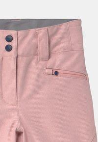 Ziener - ALIN UNISEX - Snow pants - sugar rose - 2