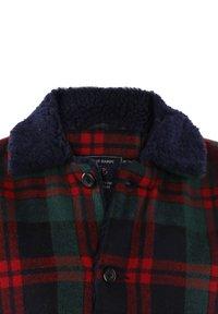 Felix Hardy - Summer jacket - green-red - 2