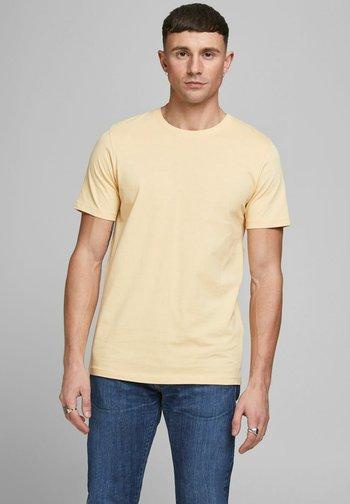 T-shirt basic - sahara sun