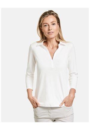 Polo shirt - off-white