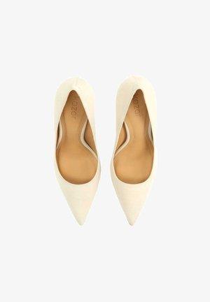 BIANCA - High heels - Beige