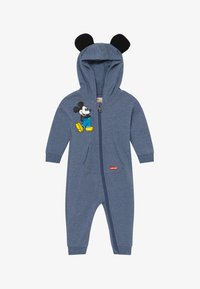 Levi's® - PLAY ALL DAY DISNEY MICKEY MOUSE BABY - Jumpsuit - navy heather - 2