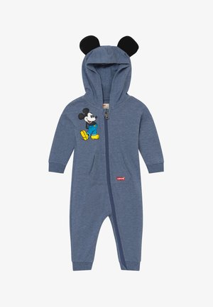 PLAY ALL DAY DISNEY MICKEY MOUSE BABY - Overal - navy heather