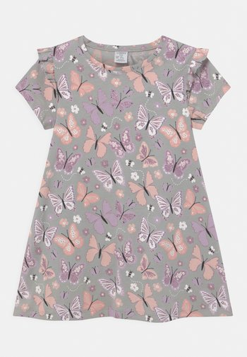 MINI - Print T-shirt - light grey