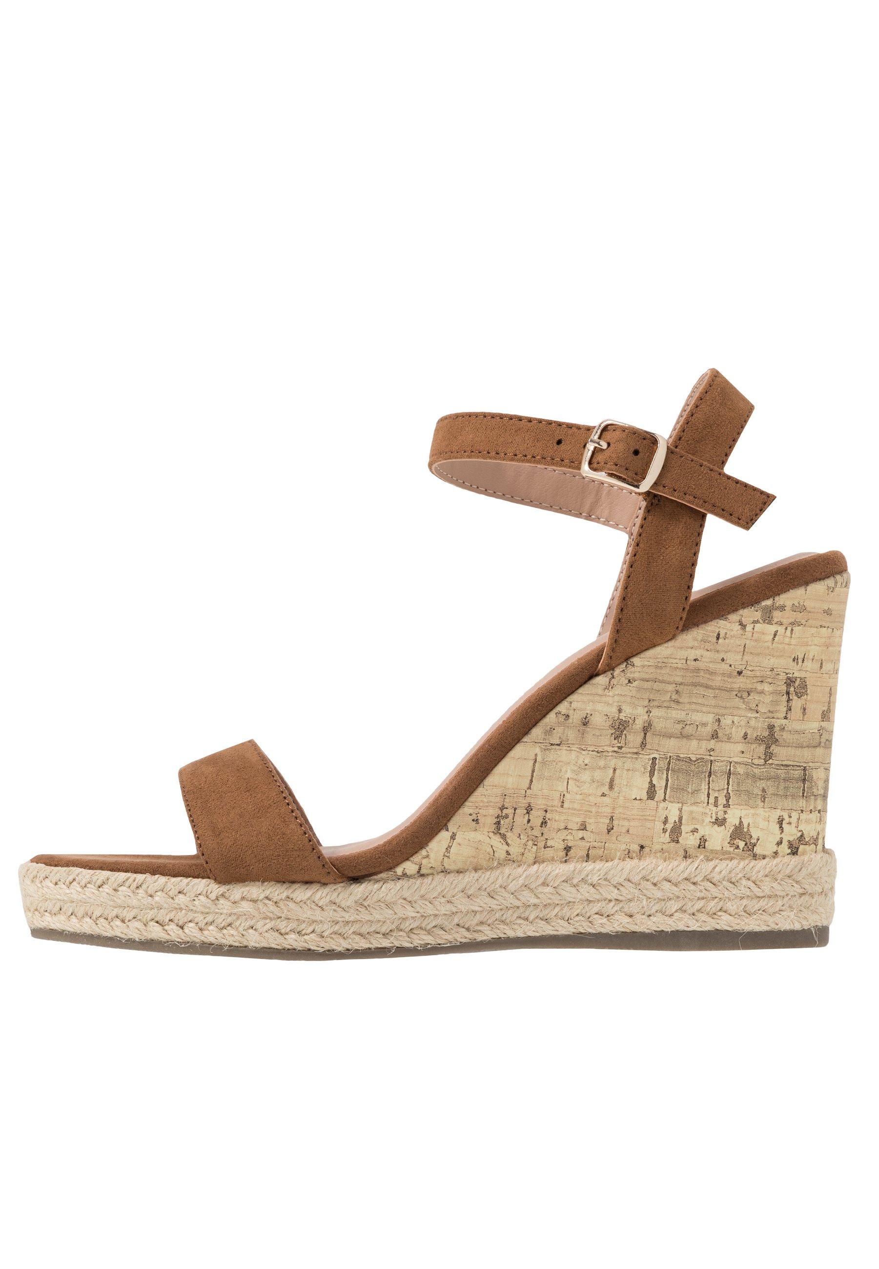 PERTH Sandaletter tan