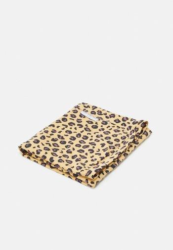 LUCIA LEOPARD BLANKET UNISEX - Baby blanket - multicoloured