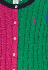 Polo Ralph Lauren - PEPLUM  - Cardigan - multi-coloured - 2