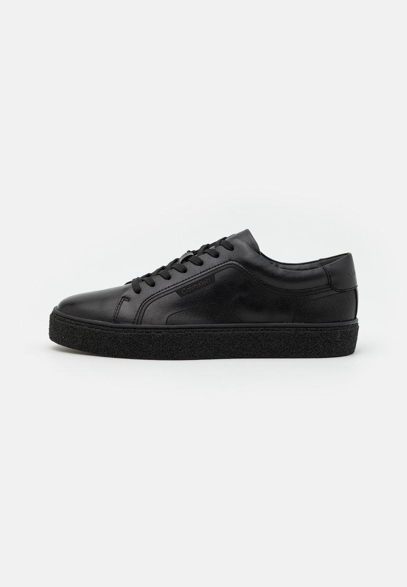 Calvin Klein - ELLIOT - Trainers - black