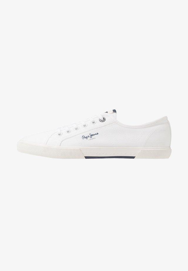 ABERMAN SMART - Sneaker low - white