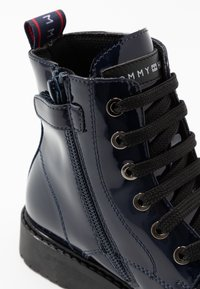 Tommy Hilfiger - Bottines à lacets - blue - 5