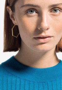 QOOQI - Earrings - gold-coloured - 0