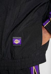 Nike Performance - NBA LA LAKERS RETRO TRACKSUIT - Pelipaita - black/field purple - 5
