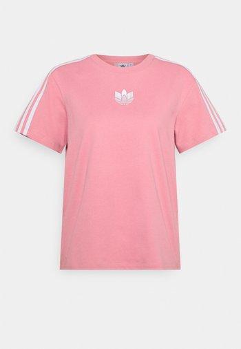 LOOSE FIT TEE - T-shirt print - hazy rose
