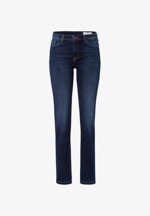 LAUREN - Bootcut jeans - deep blue